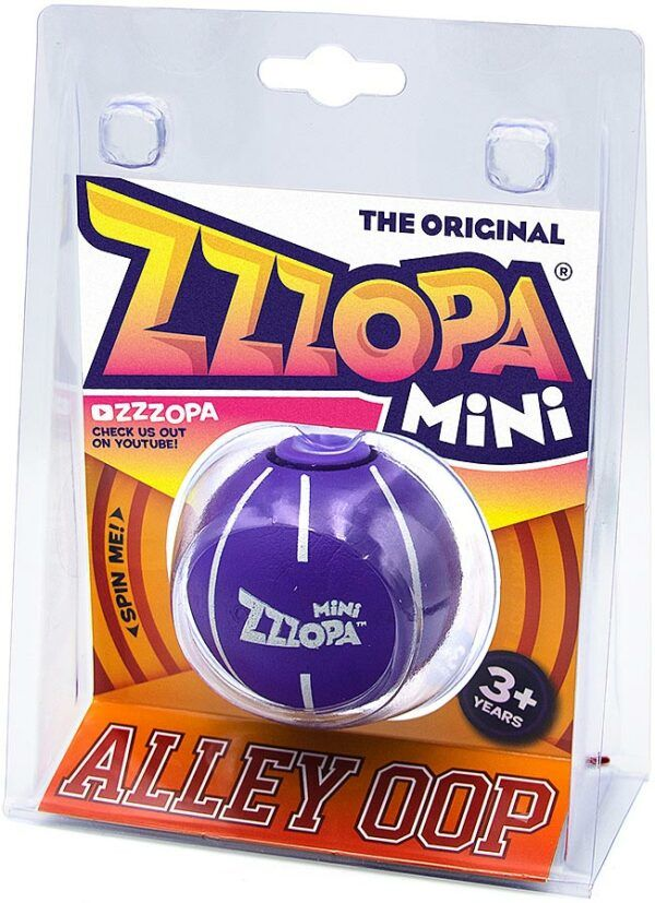 Zzzopa Mini Alley Oop Kids Balls