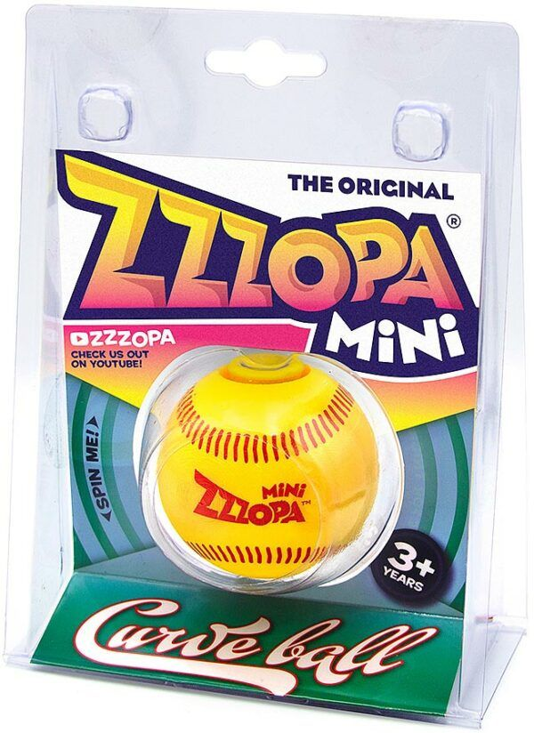 Zzzopa Mini Curve ball Kids Balls